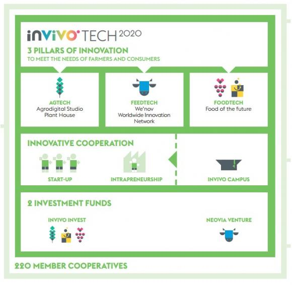 InVivo Tech Infographics